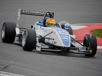 F3 Cup Snetterton 2014