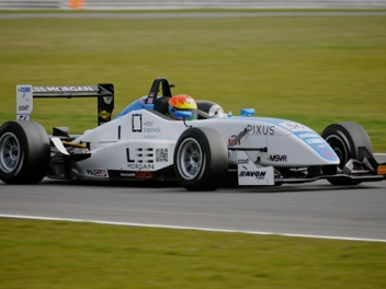 Lee Morgan - Grays Motorsport Dallara F307 Mugen Honda