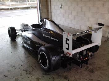 Formula Renault Test