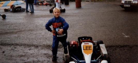 Lee Morgan Racing: 1995-1996