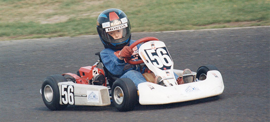 Lee Morgan Racing: 1997