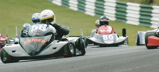 Lee Morgan Racing: 2006-2007