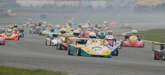 Lee Morgan Racing: 2008