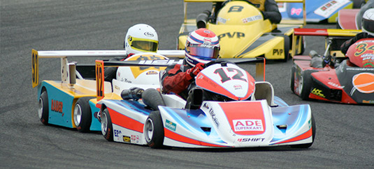 Lee Morgan Racing: 2010