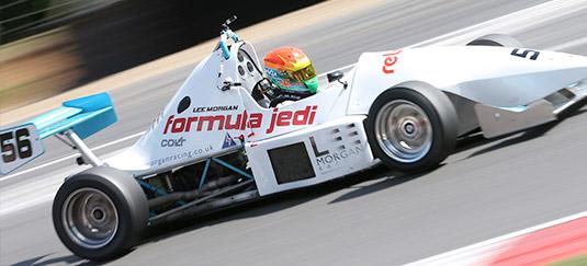 Lee Morgan Racing: 2013