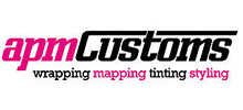 apm Customs Logo